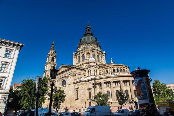 [遊記] 匈地利-布達佩斯 Budapest 聖伊什特萬聖殿 (Szent Istvan Bazilika) 深入介紹 - 我是賀禎禎