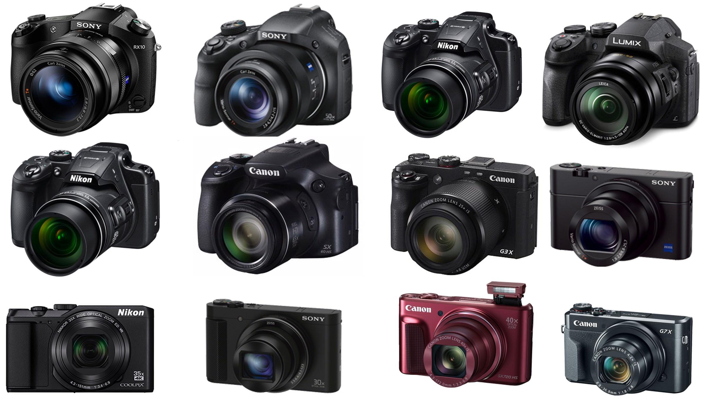 適合出國旅遊輕便相機推薦 - 挑選 12 款最佳出國相機推介