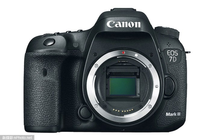 [3C NEWS] Cano EOS 7D Mark III 要來了? 3200 萬像素、LP-E6N、WIFI、BT, 已經成功註冊