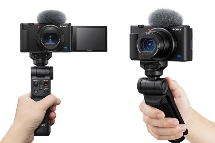 [3C NEWS] 專為拍攝影片、VLOG 設計 Sony ZV-1 ,側翻螢幕、機頂熱靴、外接麥克風