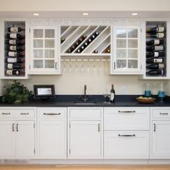 Built In Wine Rack Kitchen Cabinets Solid Wood Chairs 整体橱柜设计效果图装修效果图