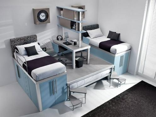 Secret Ice Bedroom Furniture For Small Spaces