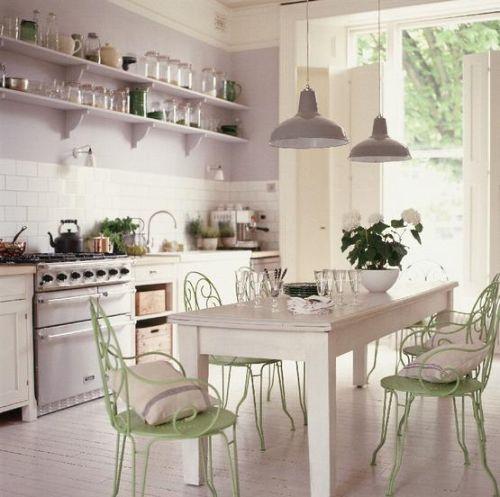 Cozinha do vintage