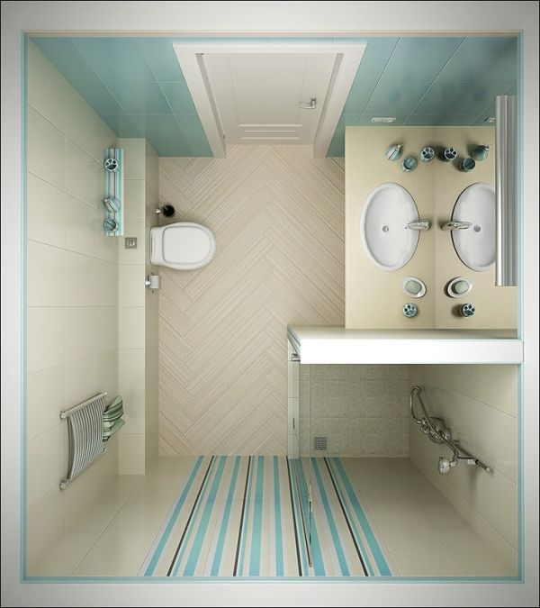 17 Small Bathroom Ideas Pictures