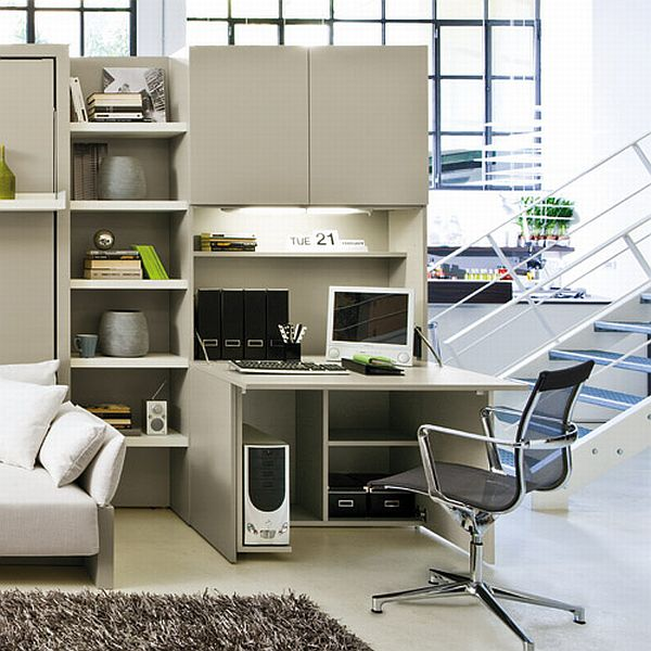 5 WallMounted Desks for Small Spaces