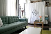 Ideas Of Dividing Living Room And Dining - Home Decorating ...