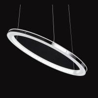 Modern Simple LED Pendant Light Acrylic LED Circle Pendant ...