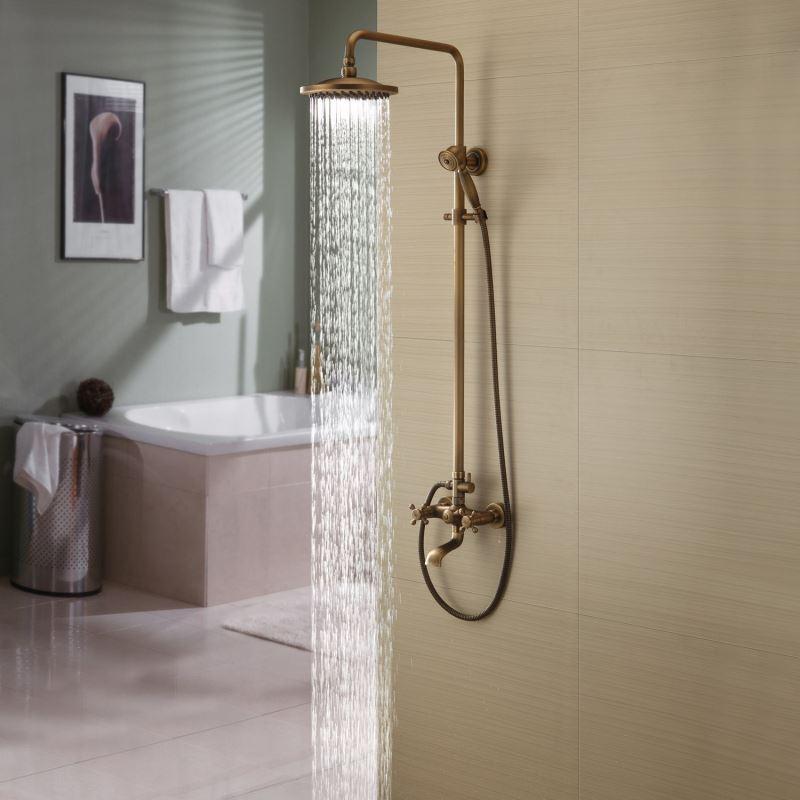 Bathroom Ensembles Shower Curtains
