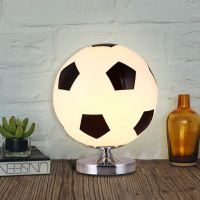 Football Table Lamp Creative Bedside Lamp Children Room ...
