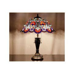 Blue Living Room Sets Interior Design Fireplace Ideas Lighting - Tiffany Lights Table Lamps ...