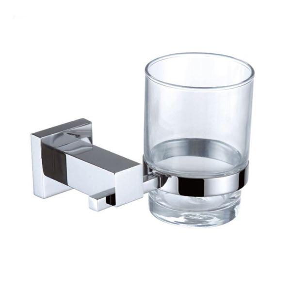 Wall Mounted Bathroom Cup Holder