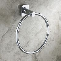 Bathroom - Towel Rings - Modern Contemporary Wall-mounted ...