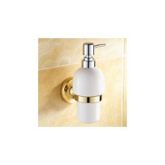 Soap Dispenser Kitchen Cabinet Organizers For Pots And Pans Out Of Stock - Modern Bathroom Accessories Ti-pvd ...
