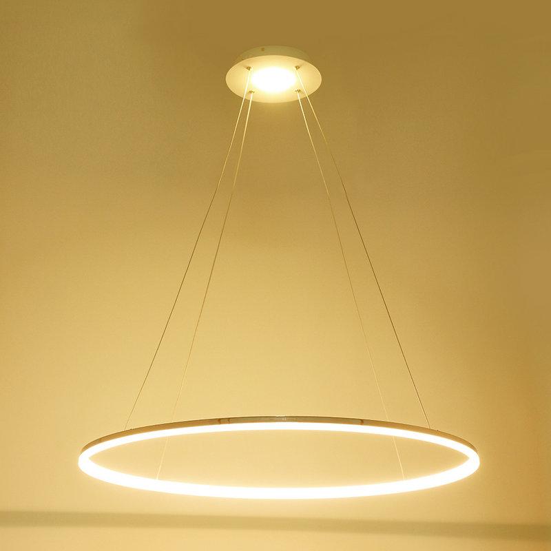 In Stock Ceiling Lights Modern LED Acrylic Pendant Light