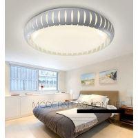 Moderne Deckenleuchte Led Rund im Wohnzimmer