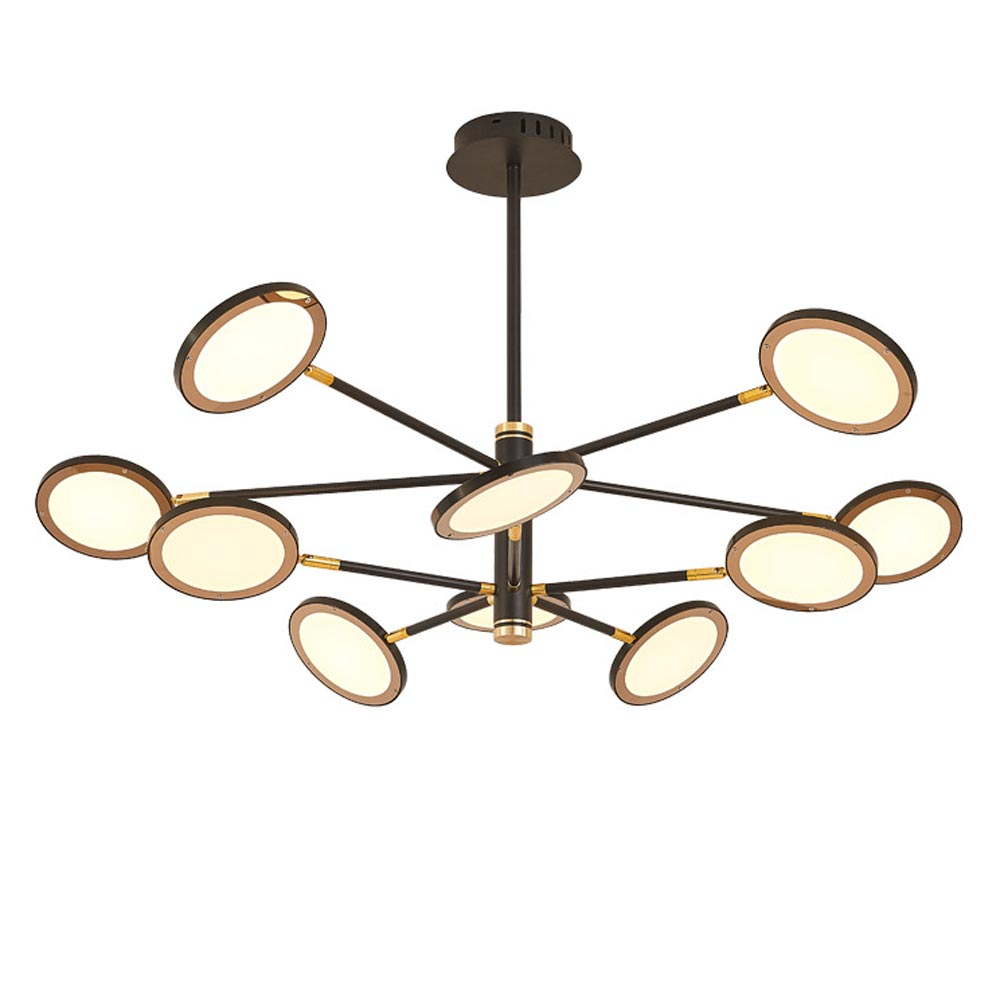 Lustre Contemporain A Led Plafonnier Lampe Pour Salle A Manger Restaurant