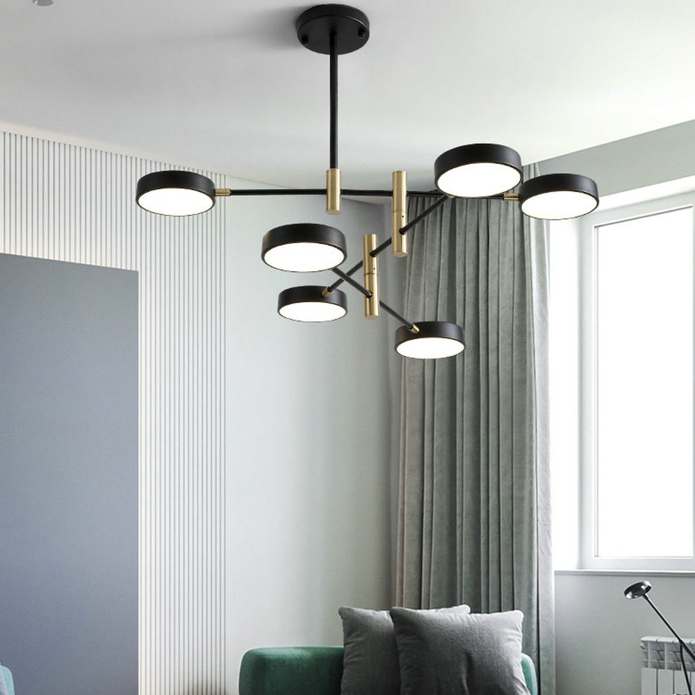 lampe de plafond led suspension moderne