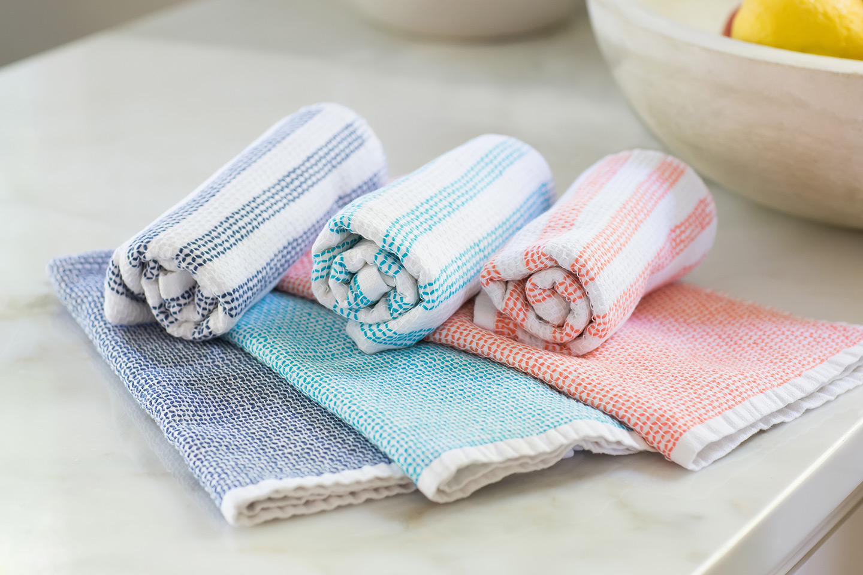 Kitchen Towels  Organic Cotton Dish Towels  The Honest Company