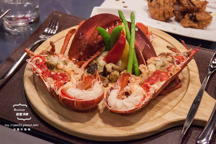 【美食】高雄|對自己好一點。Boston波士頓龍蝦餐廳。質感系美味料理,約會聚餐情人節大推薦!