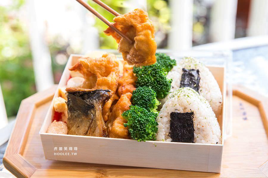 雅米廚房(高雄)日式手作飯糰便當,四維店限定!超可愛棉花糖料理