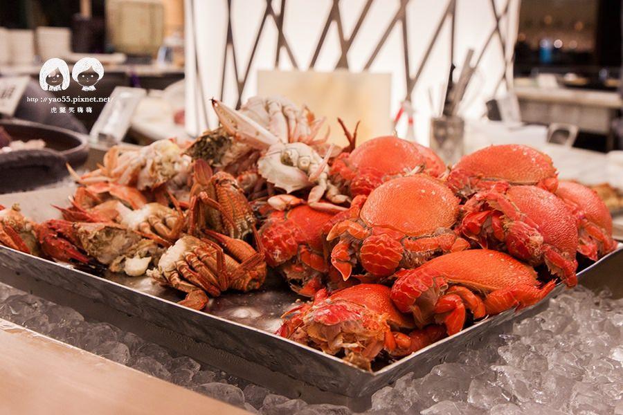 高雄吃到飽,魅麗海百匯廳,海鮮buffet有限量的美味驚喜