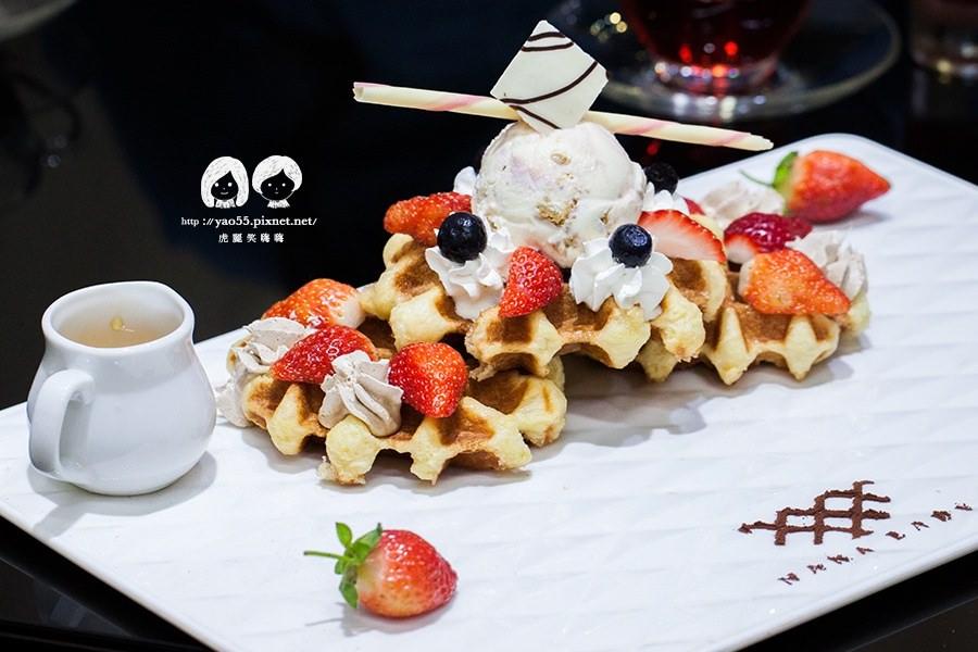 【已歇業】高雄|甜食控的愛!NANA LADY比利時鬆餅,草莓皇后擄獲少女心(已抽出文末獎)