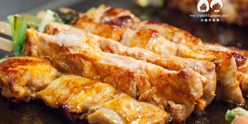 【美食】高雄 肉食控小吃!阿雞師韓醬串燒,加點獨家辣粉更夠味