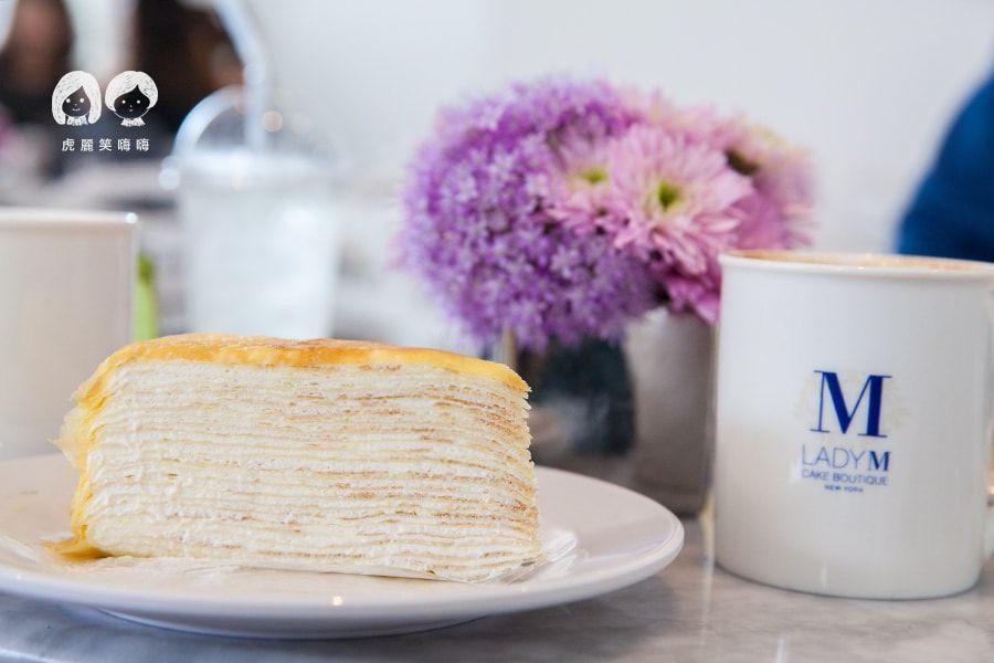 【美食】韓國 必吃甜點!Lady M Cake,4款夢幻千層蛋糕(梨泰院已歇業)