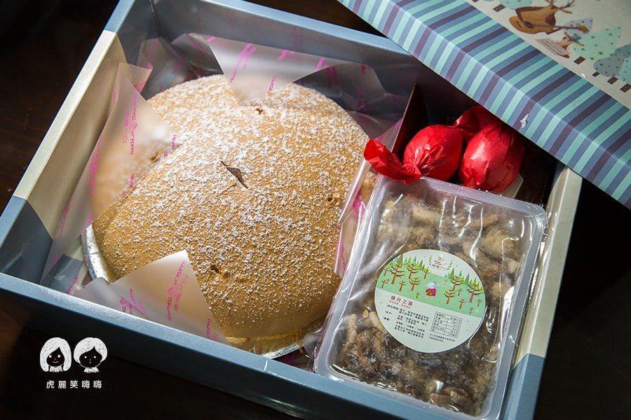 【美食】高雄|慶祝甜蜜時刻!幸福之丘洋菓子手作工坊,波士頓派彌月禮盒