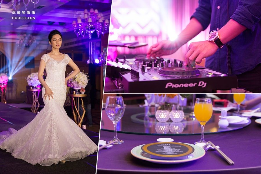 麗尊酒店(婚禮體驗)ROCK YOUR!專業團隊完成您夢想中的完美婚禮
