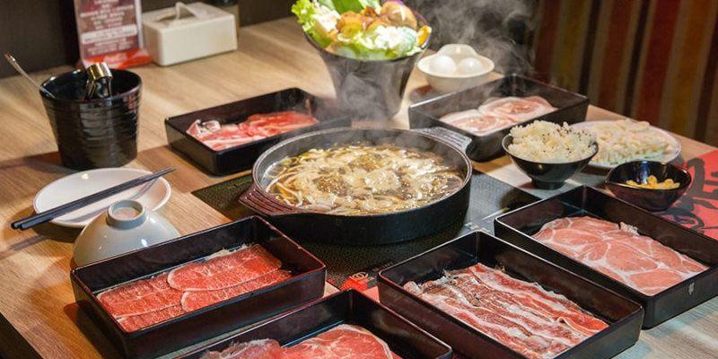 鬼武壽喜燒(鳳山美食)吃到飽無湯鍋物!滿足肉食控的歡樂聚餐,無限續自助飲料吧