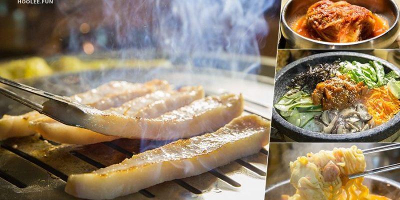 姜虎東678白丁烤肉 2號旗艦店(鳳山美食)肉食控必吃,聚餐的好地方,韓式烤肉,拌飯,部隊鍋
