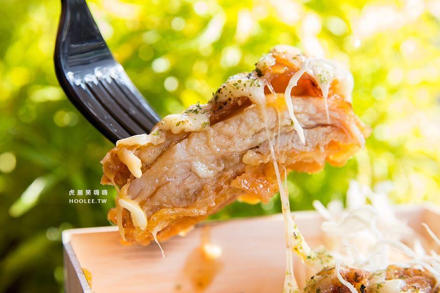 掌握鮮雞(高雄)銷魂炸物料理!人氣激推醬燒牽絲起士雞