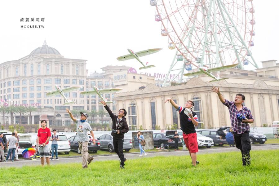 義大世界 航空飛行嘉年華會 全家出遊首選!看表演體驗飛行大賽