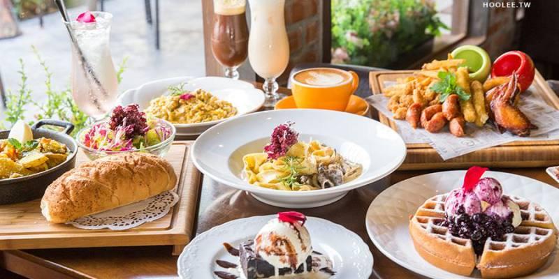 Valuar Cafe'法茹爾咖啡(高雄)文青工業風餐廳,聚餐必訪!激推四人套餐料理