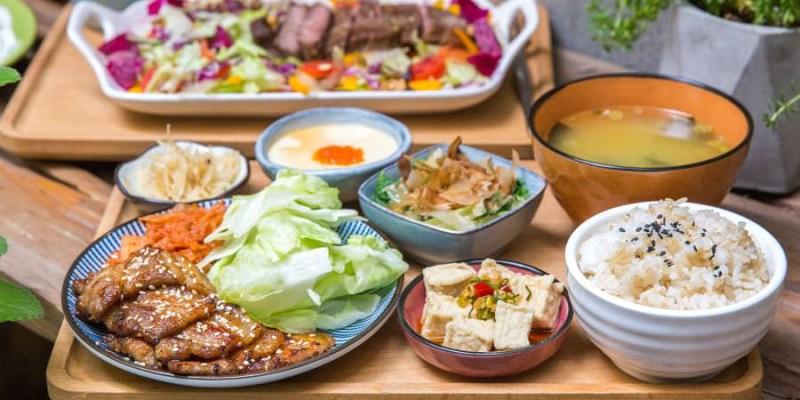叁食壹 CANTEEN(高雄)西子灣百年老屋餐廳,肉控必吃韓式燒烤豬五花