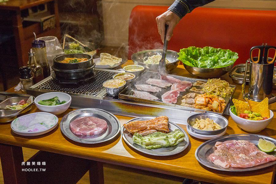菜豚屋VEGE TEJI YA(高雄)生菜吃到飽的燒肉店,聚餐激推!日韓料理1萬種吃法
