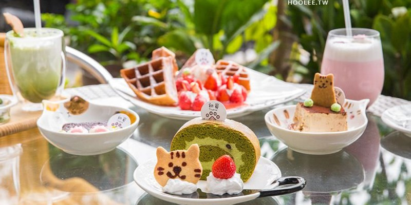 初覓手作餐坊(高雄)超可愛貓咪系列甜點,下午茶推薦!帶著少女心去約會