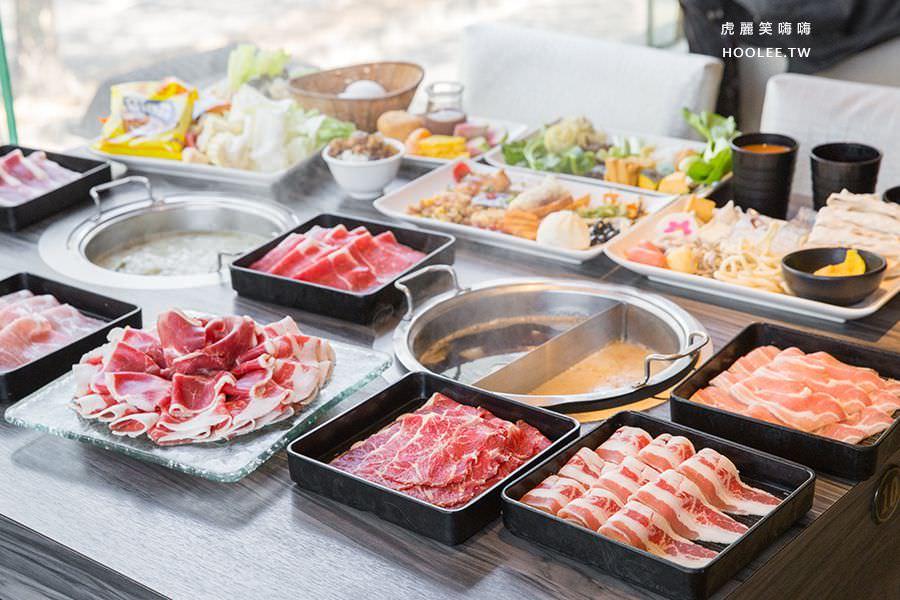 鬥牛士二鍋 大順店(高雄)鴛鴦火鍋吃到飽,聚餐首選!10種原塊肉無限供應