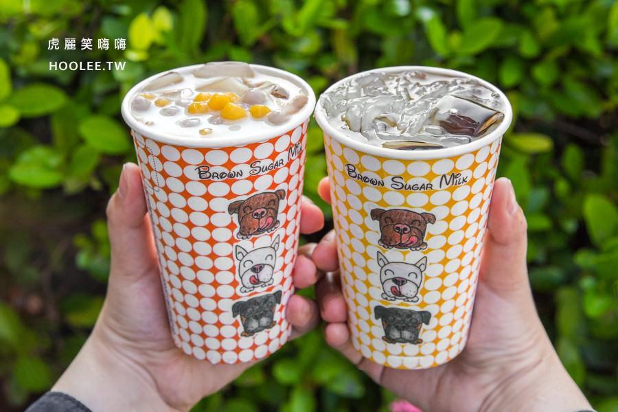 黑糖奶奶(高雄)十全2號店開幕!咀嚼控必喝3款,激推粉條和地瓜芋圓黑糖鮮奶