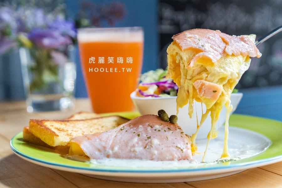 Mr.O2 BRUNCH 歐兔先生(高雄)全天候早午餐!必吃爆漿起司蛋捲,還有培根貓王起司三明治