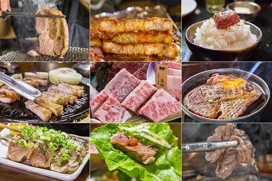 高雄燒肉推薦(懶人包)超過20間烤肉餐廳!燒烤.串燒.吃到飽.火烤兩吃(分區整理)
