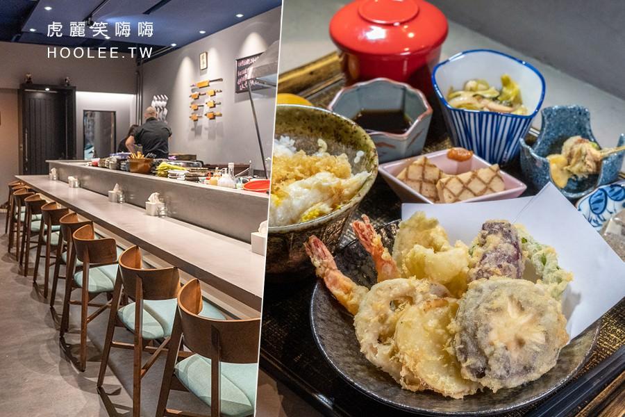 國秀食堂(高雄)隱藏巷弄的職人餐館!激推必吃天丼及炸豬排定食,熱湯白飯免費續超佛心