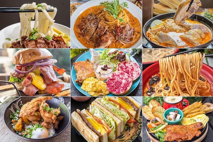 高雄早午餐(懶人包)推薦超過60間中式.西式.日式餐廳(分區整理)2020.01更新
