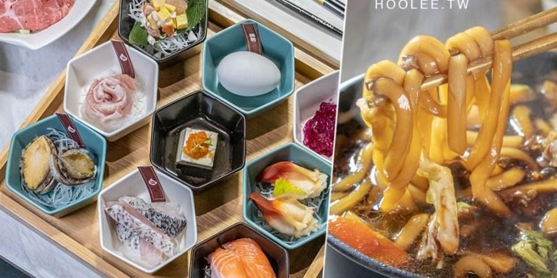 梅崎燒壽司(高雄)鳳山新型態日本料理店!超可愛九宮格壽司套餐,自己動手做還能煮烏龍麵壽喜燒