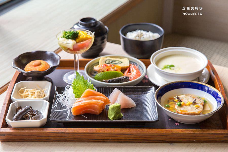大八日本料理(高雄)平日限定精緻定食,聚餐推薦!甜點咖啡冰淇淋免費供應