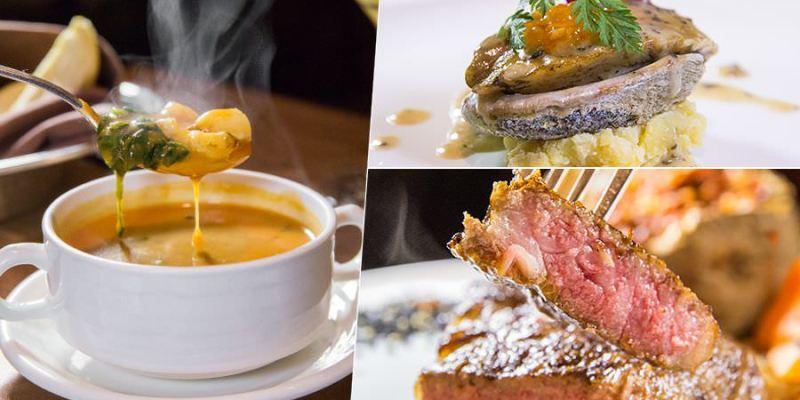 漢來大飯店45樓牛排館(高雄)地表最強日本頂級和牛,饕客必吃!沙拉甜點免費供應