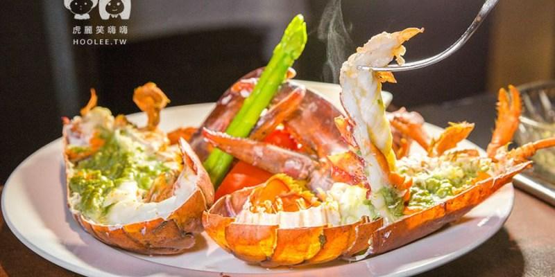 Boston波士頓龍蝦餐廳(高雄)22oz全隻活龍蝦套餐,約會推薦!必吃美國極黑和牛