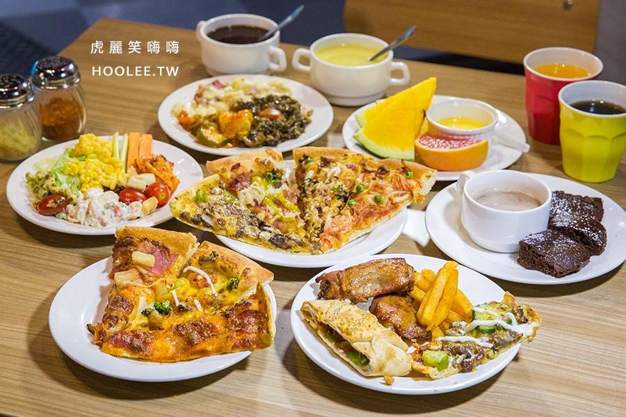 必勝客歡樂吧(高雄)夢時代店新開幕,Pizza吃到飽!必嚐地中海夏日饗宴