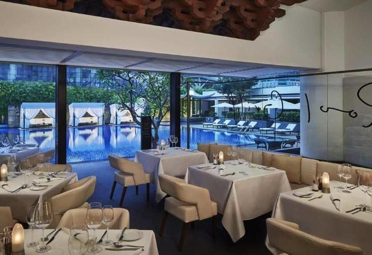 Singapore Marriott Tang Plaza Hotel Murah